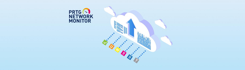 banner Monitorización de la nube con PRTG