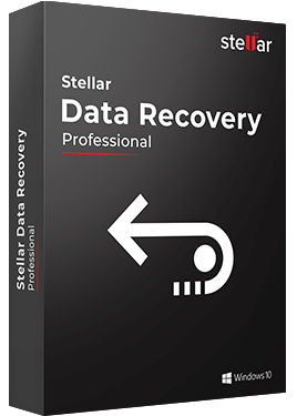 Stellar Data Recovery Professional Windows