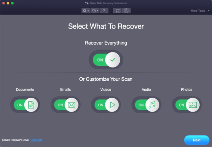 comprar Stellar Data Recovery Professional Mac
