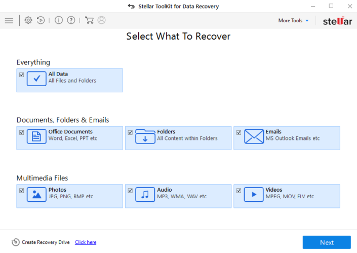 comprar Stellar Toolkit for Data Recovery