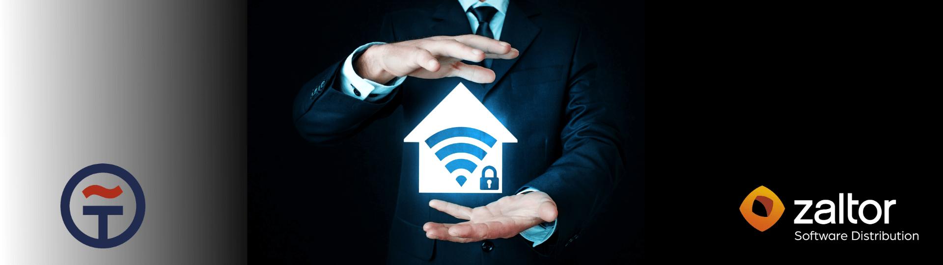 distribuidor espana tecteco wifi segura