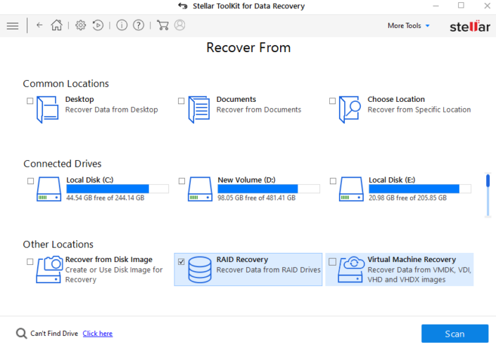 precio Stellar Toolkit for Data Recovery