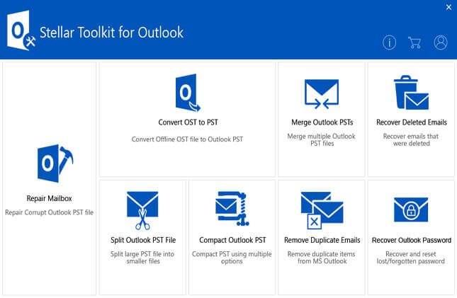 spain distribuitor Stellar Toolkit for Outlook