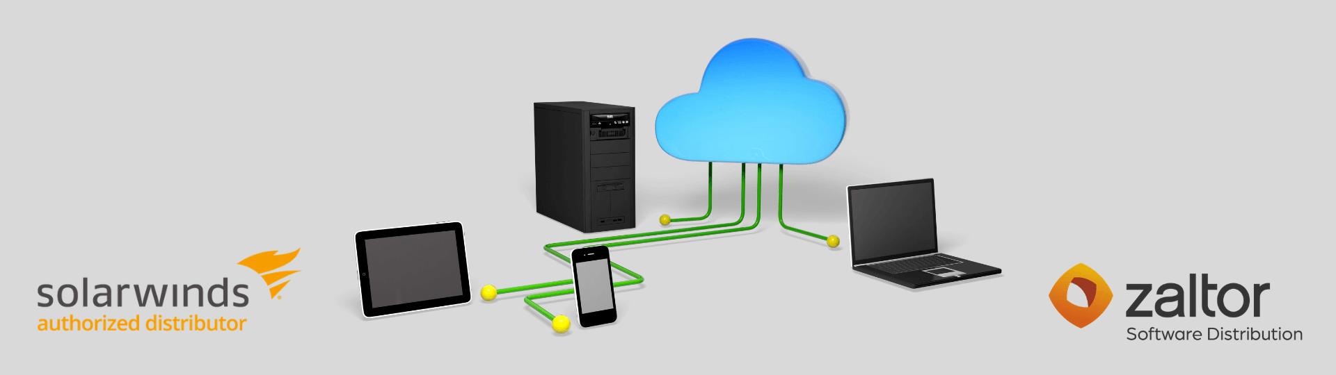 solarwinds backup distribuidor