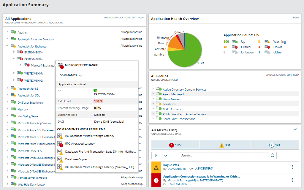 comprar Server Application Monitor (SAM)