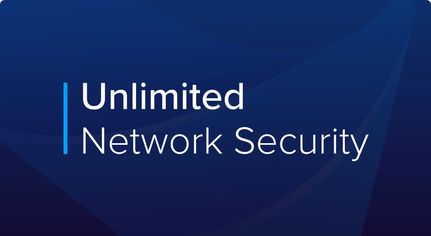 unlimited network security