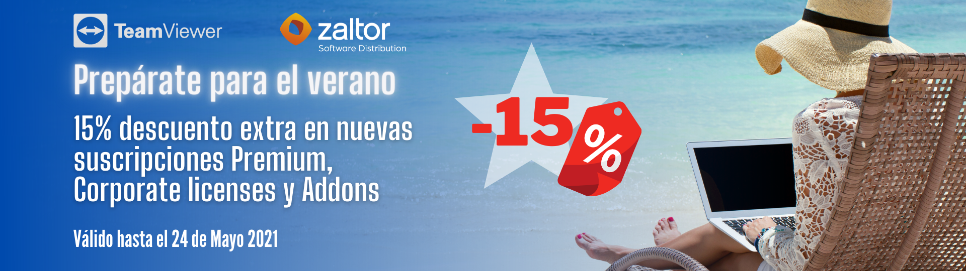 promo descuento teamviewer mayo 2021